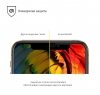 Защитное стекло ArmorStandart Full-Screen Fullglue для Samsung A9 2018 (A920) Black рис.4