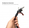 Органайзер для кабеля ArmorStandart single hot pink мал.3
