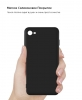 Soft Matte Slim Fit TPU Case for iPhone 8/7 Black рис.3