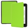 Leather Case for Amazon Kindle Paperwhite 4 (10 gen) Green мал.1