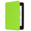 Leather Case for Amazon Kindle Paperwhite 4 (10 gen) Green мал.2