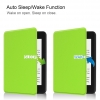 Leather Case for Amazon Kindle Paperwhite 4 (10 gen) Green мал.5