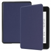 Leather Case for Amazon Kindle Paperwhite 4 (10 gen) Dark blue мал.1