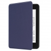 Leather Case for Amazon Kindle Paperwhite 4 (10 gen) Dark blue мал.2