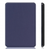Leather Case for Amazon Kindle Paperwhite 4 (10 gen) Dark blue мал.4