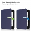 Leather Case for Amazon Kindle Paperwhite 4 (10 gen) Dark blue мал.5