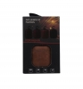 Airpods Leather case brown (in box) рис.1