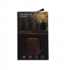 Airpods Leather case dark brown (in box) мал.1