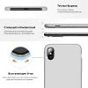 Apple iPhone XS/X Silicone Case (HC) - Sky Blue рис.3