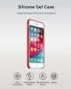 Apple iPhone 8 Silicone Case (HC) - Red Raspberry рис.2