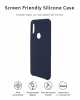 Soft Touch New for Xiaomi Redmi Note 6 Pro - Midnight blue (20) рис.2