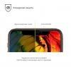 Защитное стекло Armorstandart Full Glue для Nokia 7.1 Black (ARM54220-GFG-BK) мал.4