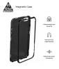 Чехол ArmorStandart Magnetic case 1 generation for Huawei P Smart 2019/Honor 10 lite clear/black мал.2