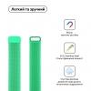 Armorstandart Milanese Loop Band для Apple Watch All Series 42/44 mm Green (ARM54393) мал.2