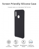 Soft Touch New for Honor 10 lite - Black (18) рис.2