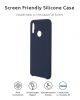Панель Armorstandart Silicone Case 3D Series для Huawei P Smart 2019 Midnight Blue (ARM53977) рис.2