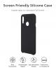 Панель Armorstandart Silicone Case 3D Series для Huawei Y7 2019 Black (ARM54330) мал.2