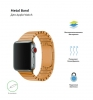 Apple Link Bracelet for Apple Watch 42mm/44mm Pink Gold рис.2