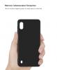 Soft Matte Slim Fit TPU Case for Samsung A10 2019 (A105) Black рис.3