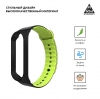 ArmorStandart Sport Silicone Band for Xiaomi Mi Band 3 Black/Black-Green рис.2