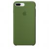 Apple iPhone 8 Plus Silicone Case (HC) - Virid Green рис.1