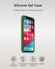 Apple iPhone XS/X Silicone Case (HC) - Virid Green рис.2