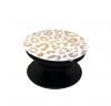 Pop Socket with car mount C43 Leopard white рис.1