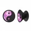 Pop Socket with car mount C54 Yin and yang рис.1