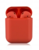 Bluetooth Headphones TWS i12 orange рис.1