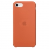 Apple iPhone 8/SE new Silicone Case (HC) - Nectarine рис.1