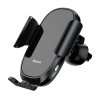 Baseus Smart Car Mount Cell Phone Holder Black (SUGENT-ZN01) рис.2