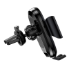 Baseus Smart Car Mount Cell Phone Holder Black (SUGENT-ZN01) рис.3