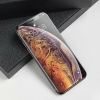 Baseus 0.3mm full-screen curved frosted tempered glass for iPhone XS Max Black (SGAPIPH65-KM01) мал.2