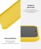 Apple iPhone XS/X Silicone Case (OEM) - Canary Yellow рис.6