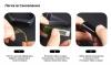 ArmorStandart Screen Protector for Xiaomi Mi Band 4 2-in-1 (cutout) рис.3