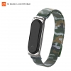ArmorStandart Metal Milanese Magnetic Band 4302 for Xiaomi Mi Band 4/3 Camo Silver/Green рис.1