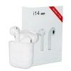 Bluetooth Headphones TWS i14 White мал.1