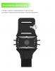 Handband and Armband sport case version 2 black мал.2