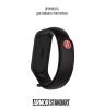 Ремешок ArmorStandart Superhero for Xiaomi Mi Band 4/3 Avengers Black мал.3