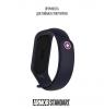 Ремешок ArmorStandart Superhero for Xiaomi Mi Band 4/3 Captain America Blue мал.3