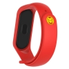Ремешок ArmorStandart Superhero for Xiaomi Mi Band 4/3 Iron Man Red рис.1