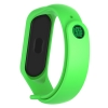 Ремешок ArmorStandart Superhero for Xiaomi Mi Band 4/3 Hulk Green рис.1