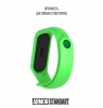 Ремешок ArmorStandart Superhero for Xiaomi Mi Band 4/3 Hulk Green рис.3