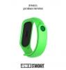 Ремешок ArmorStandart Superhero for Xiaomi Mi Band 4/3 Hulk Green мал.3