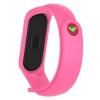 Ремешок ArmorStandart Marvel edition for Xiaomi Mi Band 4/3 Wonder Woman Pink рис.1