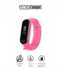 Ремешок ArmorStandart Marvel edition for Xiaomi Mi Band 4/3 Wonder Woman Pink рис.2