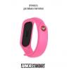Ремешок ArmorStandart Superhero for Xiaomi Mi Band 4/3 Wonder Woman Pink мал.3
