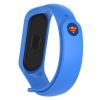 Ремешок ArmorStandart Marvel edition for Xiaomi Mi Band 4/3 Superman Blue рис.1