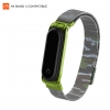 ArmorStandart Metal Milanese Magnetic Band 4302 for Xiaomi Mi Band 4/3 Camo Green рис.1