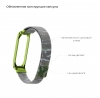 ArmorStandart Metal Milanese Magnetic Band 4302 for Xiaomi Mi Band 4/3 Camo Green рис.3